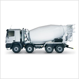 Heavy duty Truck mixers