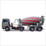 Trailer line Truck mixers