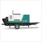 trailer concrete2 pumps