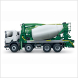 truck mixers pumps